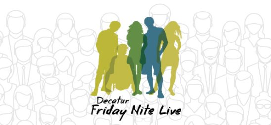 Friday Nite Live Header